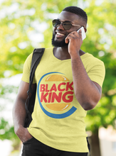 Load image into Gallery viewer, (BURGER KING PARODY) BLACK KING