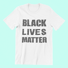 Load image into Gallery viewer, Black Lives Matter Say Their Names Unisex (Designed by Martin Jones Jr.)