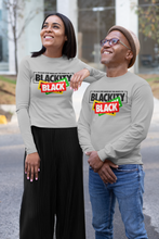 Load image into Gallery viewer, BLACKITY BLACK BLACK BLACK BLACK APPAREL
