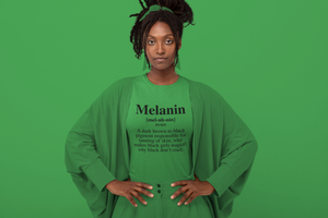 MELANIN DEFINITION WOMEN