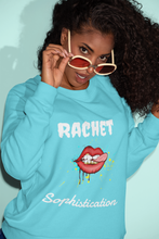 Load image into Gallery viewer, Rachet Sophistication Sweatshirt