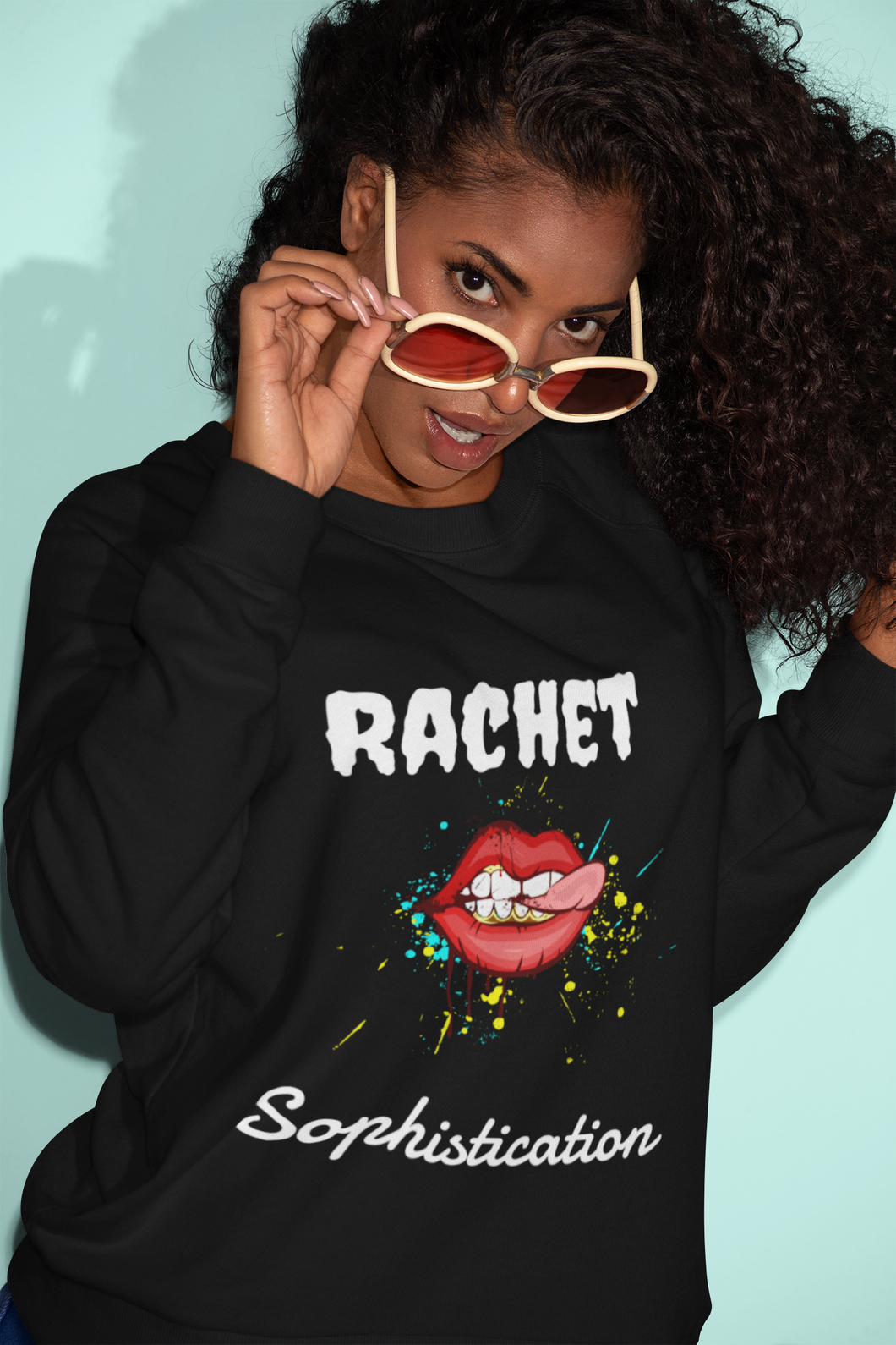 Rachet Sophistication Sweatshirt
