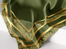 Load image into Gallery viewer, Timeless Classic- Olive | Dull Satin Hijab Singapore | Best Online Muslimah Tudung Fashion
