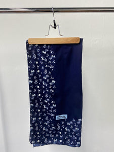 Turkish Floral Print Silk Bawal