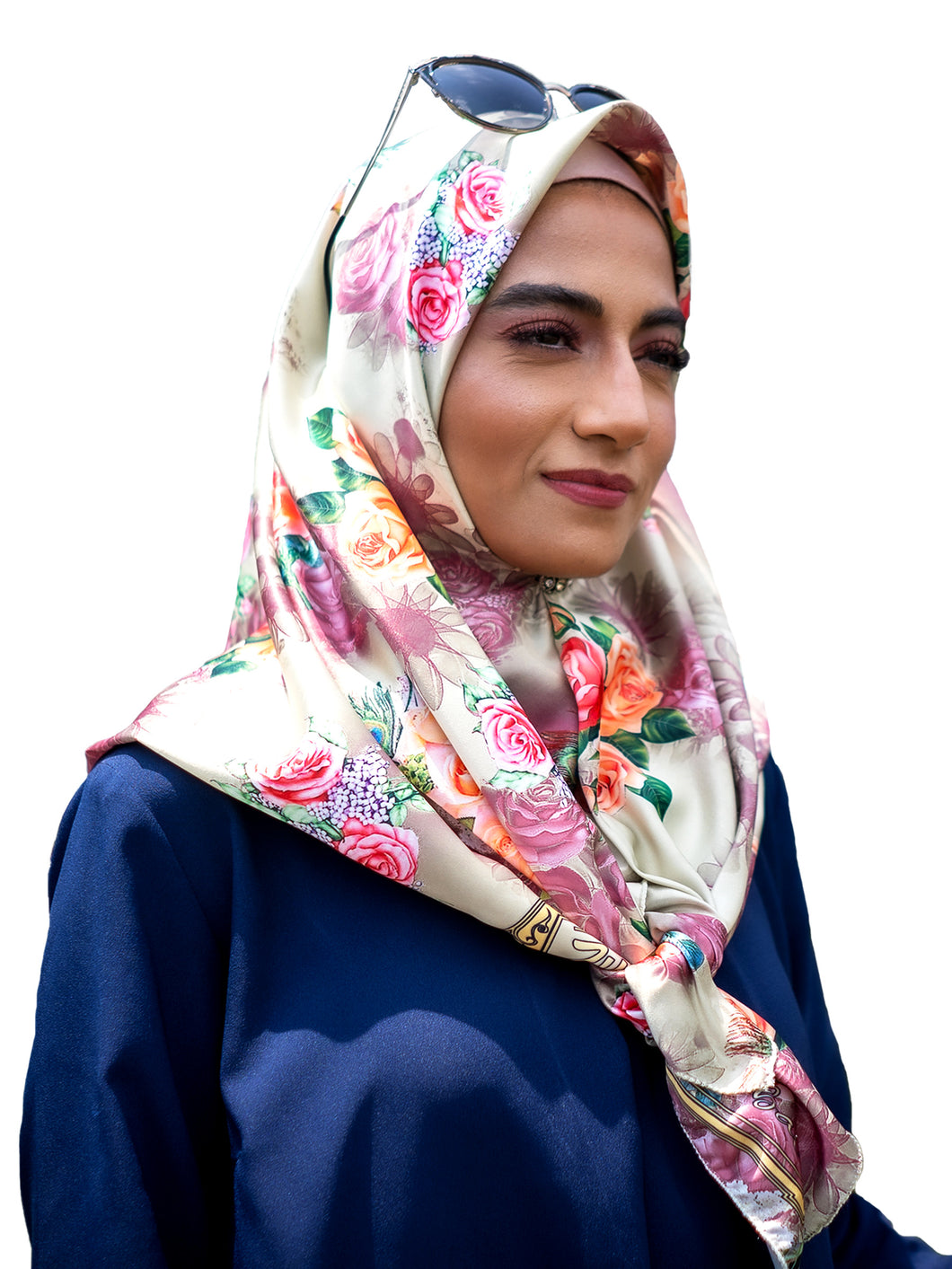 The Secret Garden- Earth | Dull Satin Hijab Singapore | Best Online Muslimah Tudung Fashion