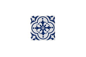 Wall Tile Blue Pattern 2 Small