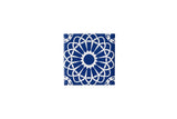 Wall Tile Blue Pattern 7 Small