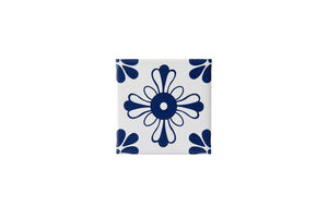 Wall Tile Blue Pattern 11 Small
