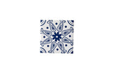 Wall Tile Blue Pattern 5 Small