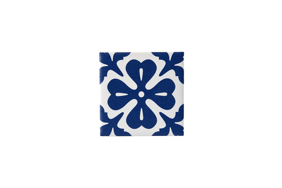 Wall Tile Blue Pattern 17 Small
