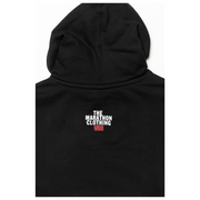 TMC Bar Kid's Hoodie - Black- The Marathon Clothing