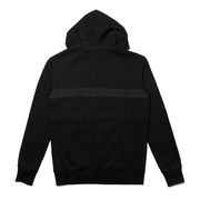Legend Hoodie - Black/Red-The Marathon Clothing