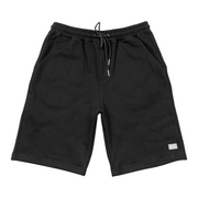 TMC Sweat Shorts - Black-The Marathon Clothing
