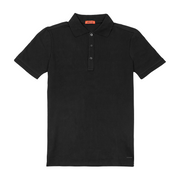 TMC Polo Tee - Black-The Marathon Clothing