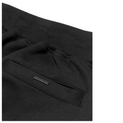 Stealth Marathon Interlock Panel Joggers - Black
