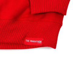 Crenshaw Sweatshirt - Red/Black - Image 3