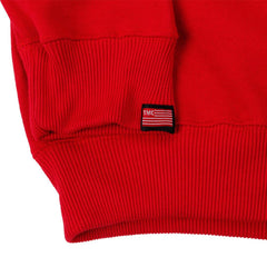 Crenshaw Sweatshirt - Red/Black - Image 4