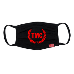 TMC Laurel Face Mask - Black-The Marathon Clothing