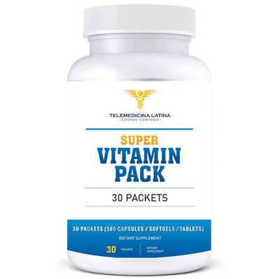 """SUPER VITAMIN PACK"""