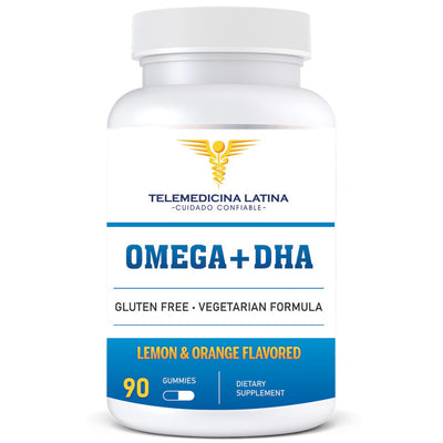 """OMEGA WITH DHA IN GUMS"""