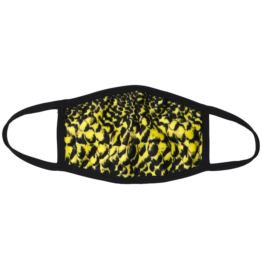Yellow Python Dust Mask