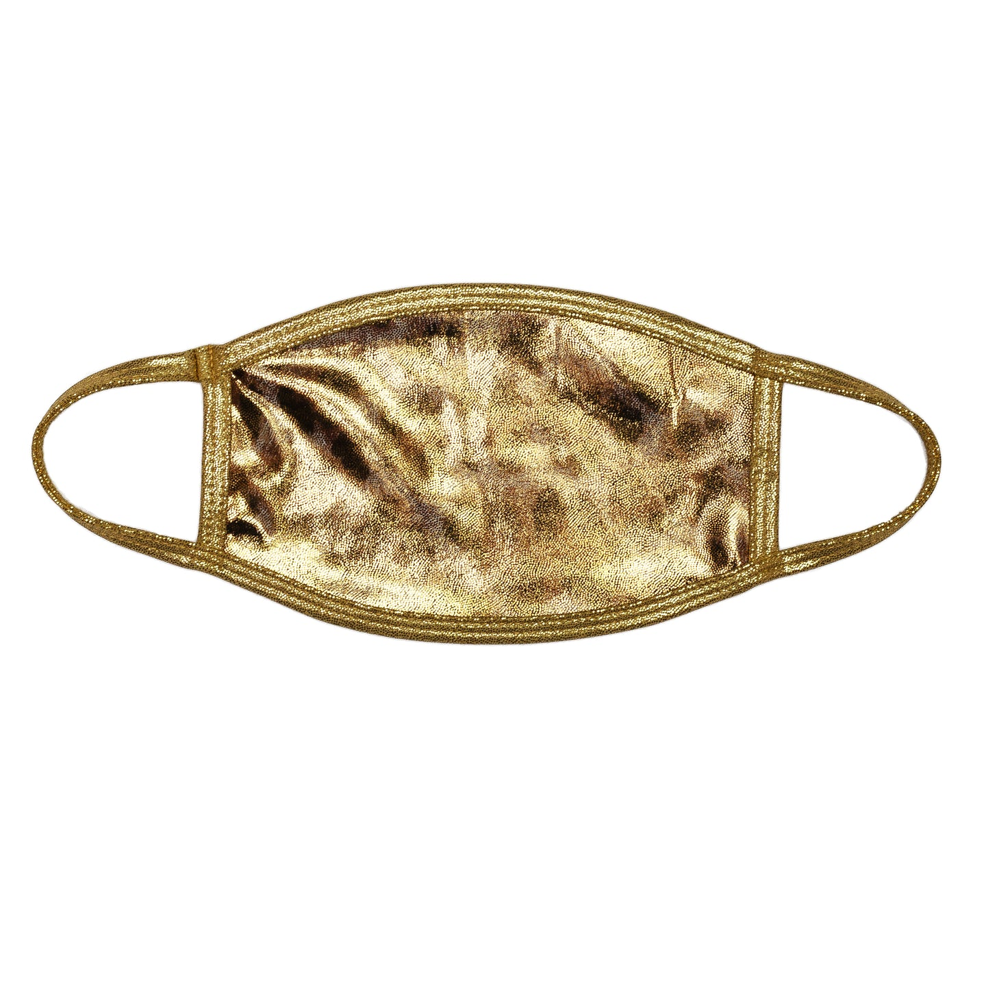 Cheetah Print Dust Mask