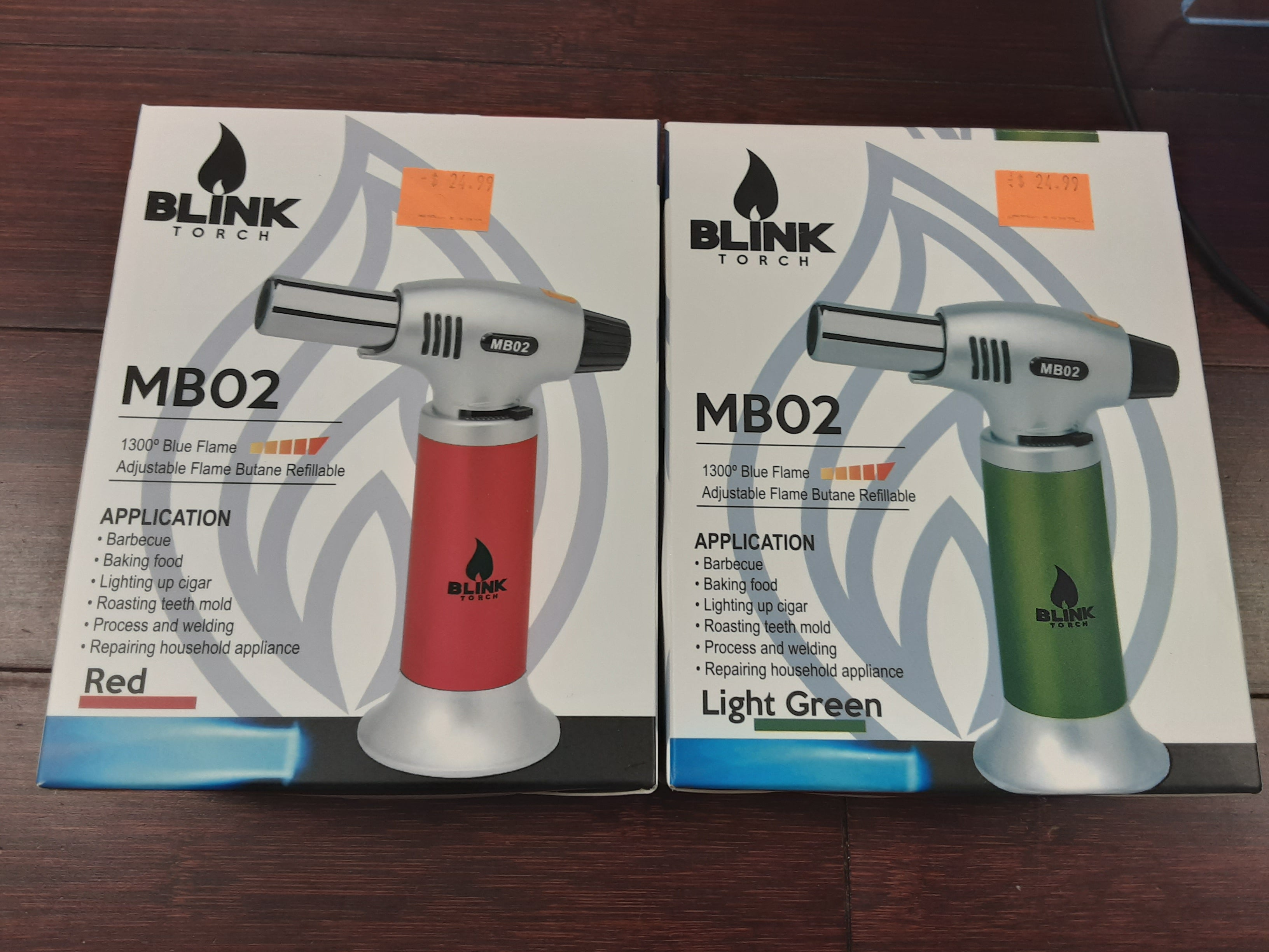 Blink MB02 Torch