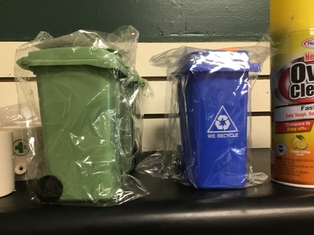 Mini Stash Trashcan