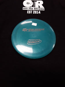Innova G Star Colossus Distance Driver Teal
