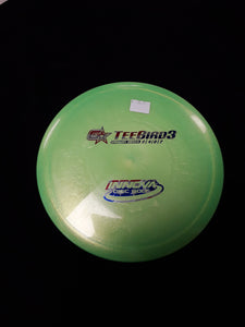 Innova Gstar Teebird3 Fairway Driver Lime Green