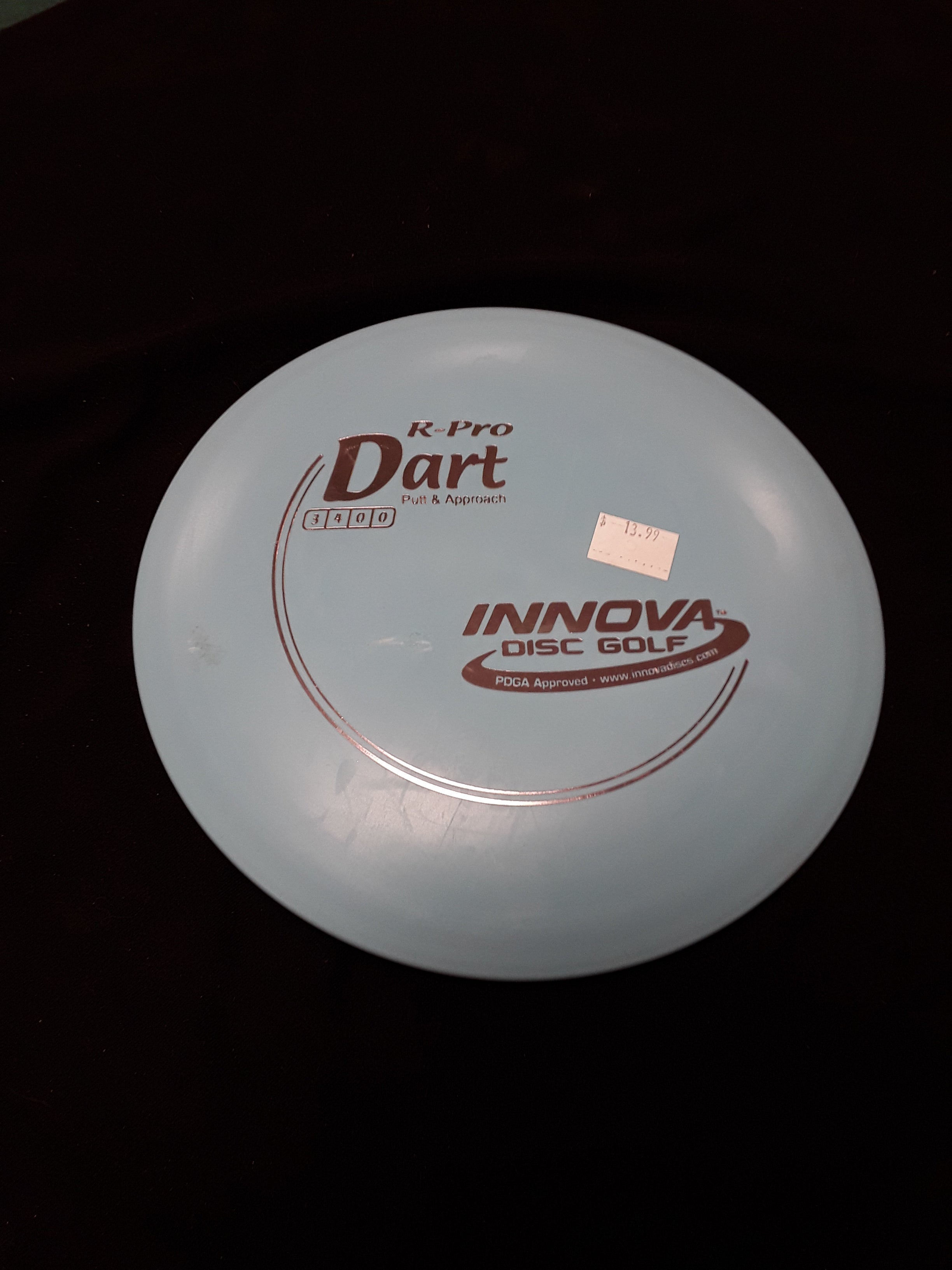 Innova R-Pro Dart Puttand Approach Light Blue