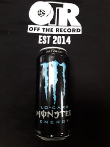 Stash Can Monster Energy Lo Carb 16oz