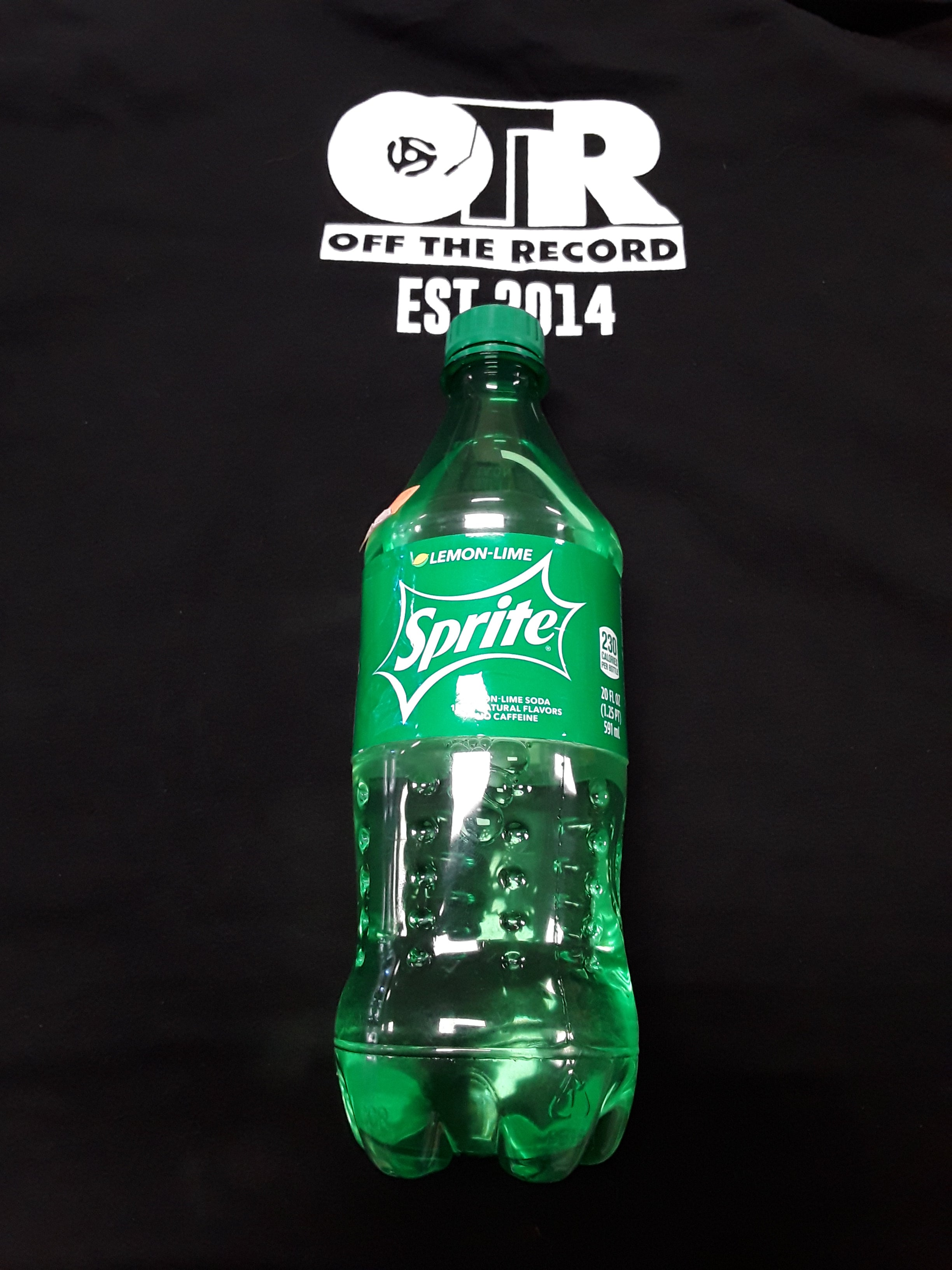 Stash Can Sprite Bottle 20oz