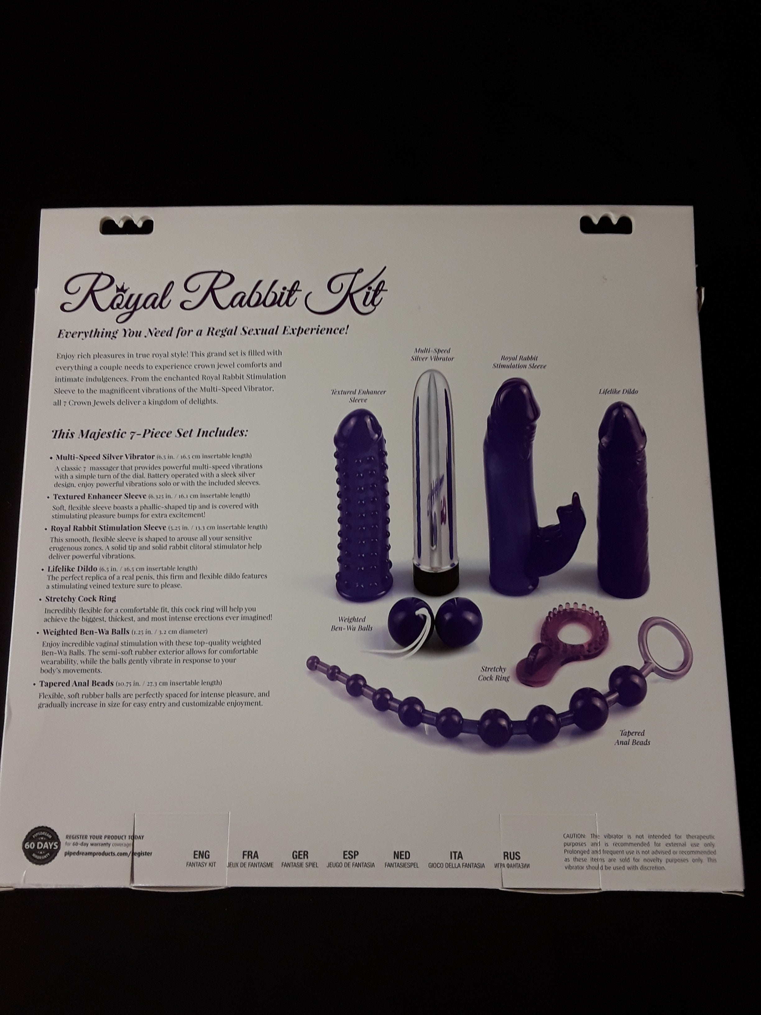King Royal Rabbit Kit
