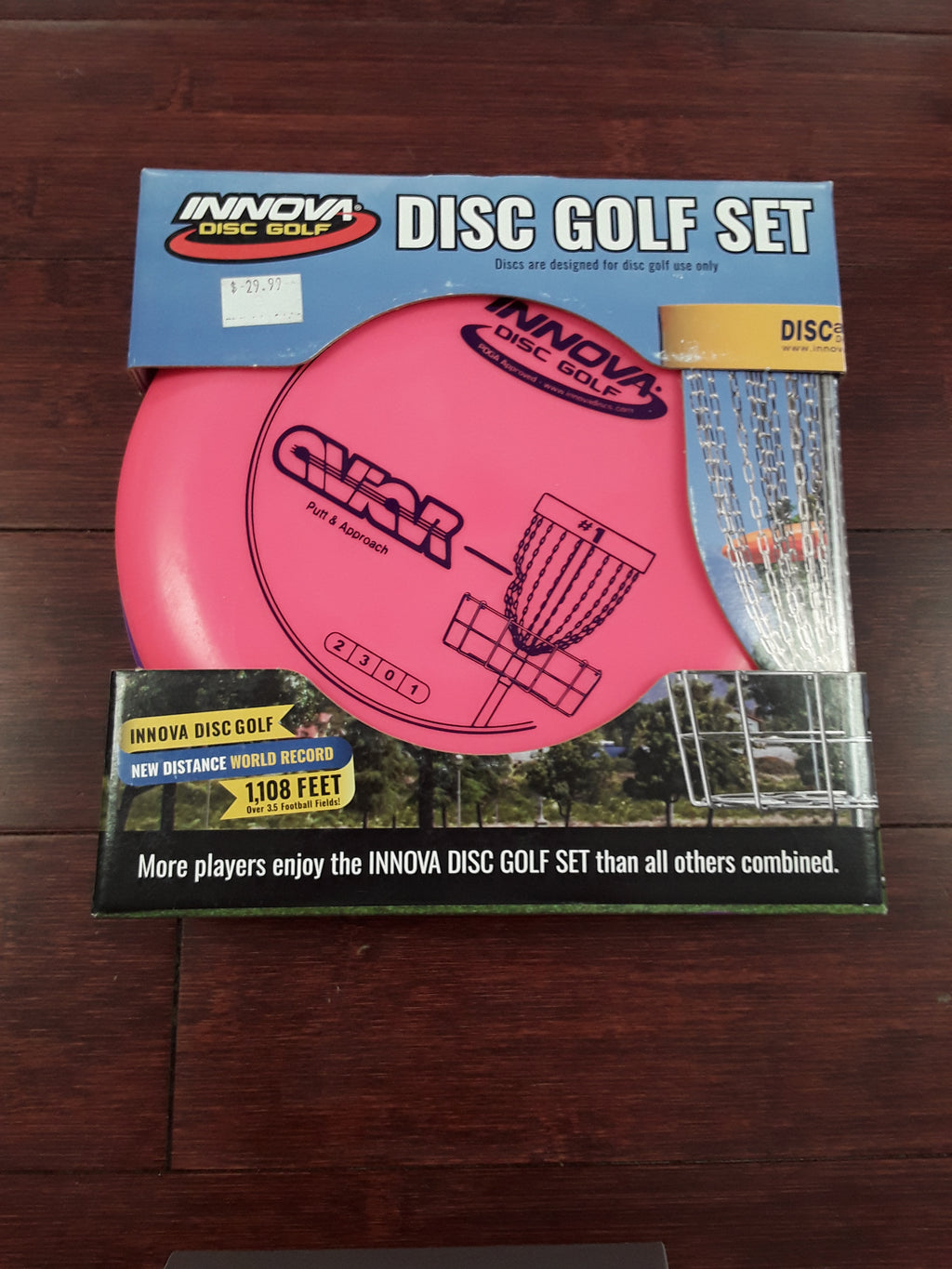 Innova Disc Golf Set