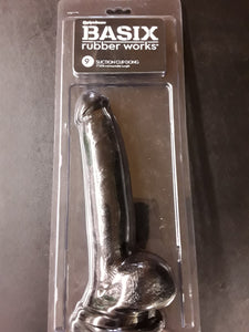"Basic 9"" Suction Cup Dildo"