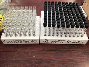 White Rhino Chillum