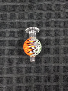 Wig Wag Glass Carb Cap
