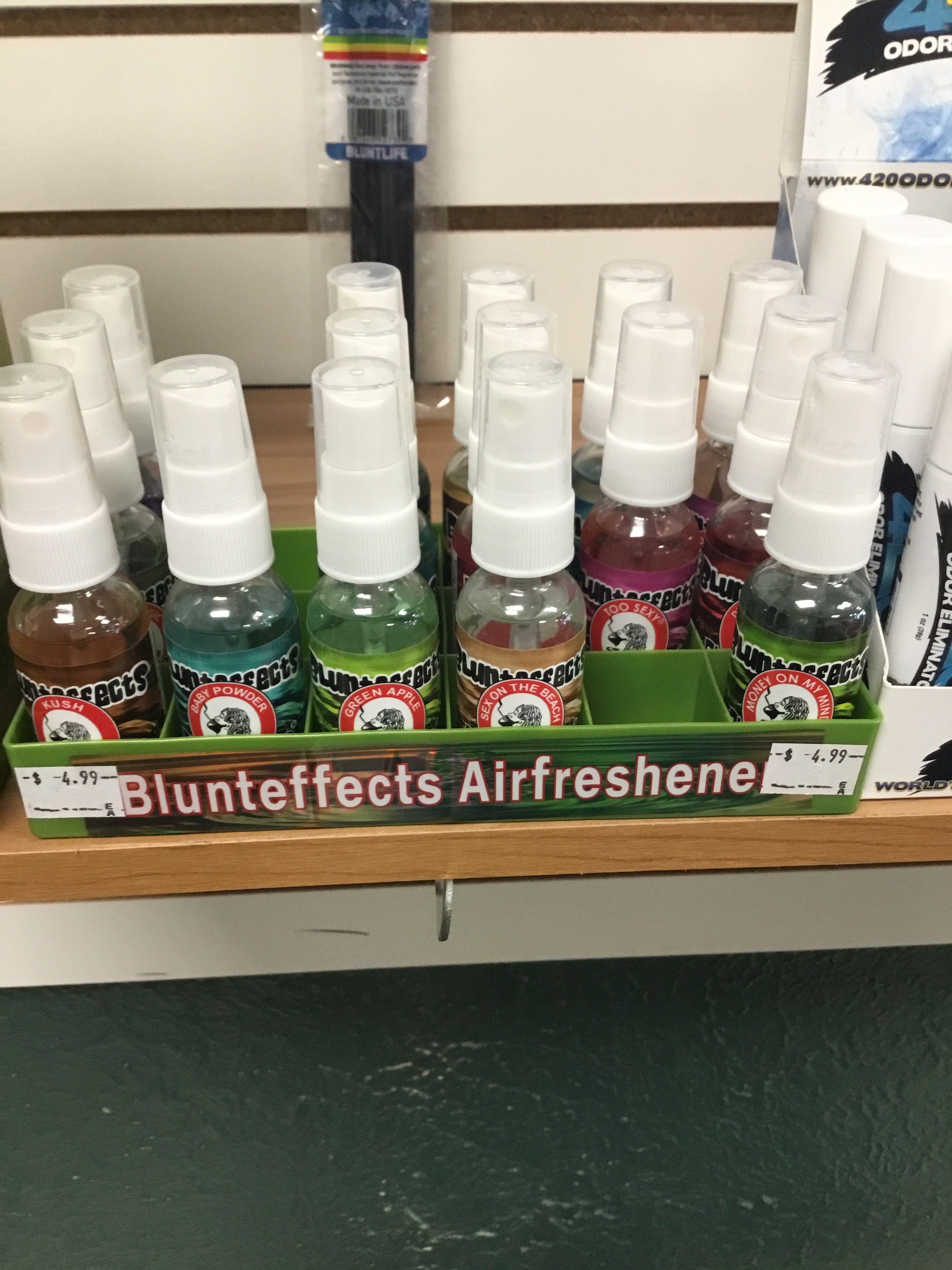 Blunt Effects 1oz Air Fresheners