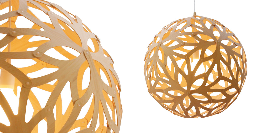 Respond floral pendant light by david trubridge dt floral light aloadofball Choice Image