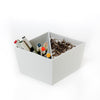 Rhombins Eco-friendly Modular Organizing Bins