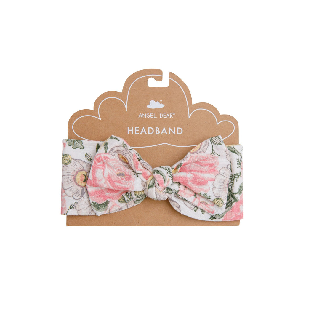 Traditional Floral Headband Multi