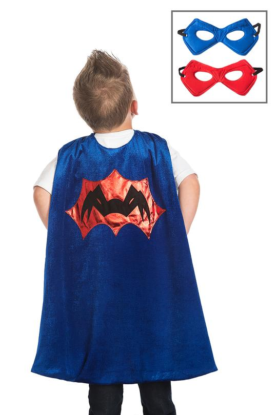 Spider Cape & Mask Set