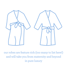 Load image into Gallery viewer, coral cay modal women's robe L/XL