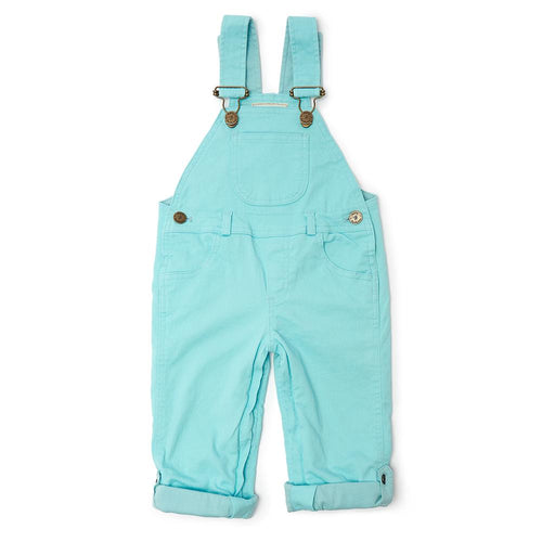 Mint Denim Dungarees