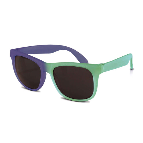 Switch Color Changing Sunglasses for Kids 4+ | Green Midnight Blue