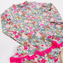 Load image into Gallery viewer, Rashguard Set - Ditsy Floral