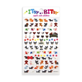 Itsy Bitsy Stickers: Pooches