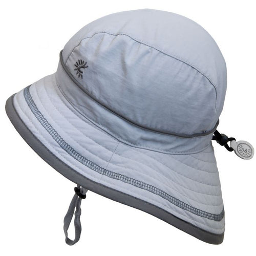 Harbor Grey UV Beach Hat