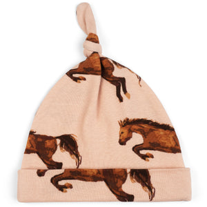 Horse Organic Knotted Hat
